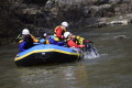 Cabell County DIRT Team – Swift Water Rescue training