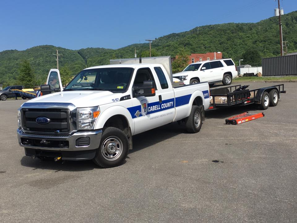 6/30/2016 – Rainelle, WV Flood Relief. Cabell County ...